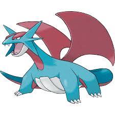 Salamence (Pokémon) - Bulbapedia, the community-driven Pokémon ...