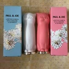 paul joe cat lipstick case set of 2