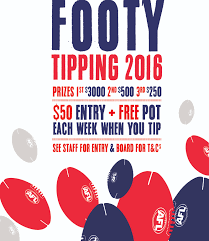 Footy Tipping 2016 — The Notting Hill ...