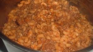 homemade beefaroni recipe food