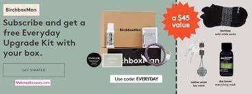 birchbox free bonus gifts with purchase
