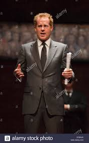 """The Play """"King Charles III"""", Wyndham Theatre, London. With Adam James Stock  Photo - Alamy"""