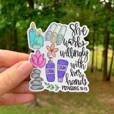 Massage Therapist Sticker Laptop Sticker Sticker Collector Etsy In 2020 Car Decals Vinyl Laptop Stickers Stickers Stickers