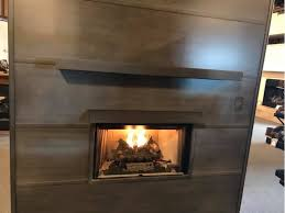 built in gas fireplace 110639 design