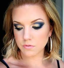 gold eye makeup looks and tutorials