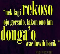 kata kata mutiara kehidupan bahasa jawa co