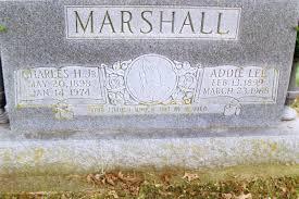 Charles Henry Marshall, Jr. (1898 - 1974) - Genealogy