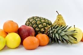 Free picture: apple, fruit, grapefruit, oranges, pineapple, citrus, still  life, food, orange, banana
