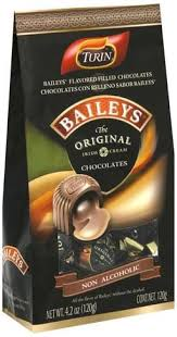 turin baileys flavored filled