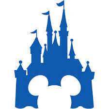 Disney Castle Mickey Head 5 Vinyl Decal Car Window Sticker Ebay