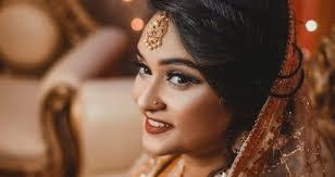 natural bridal makeup for dark and fair
