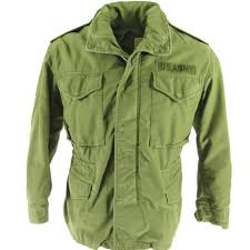 field jacket mens s short vietnam era