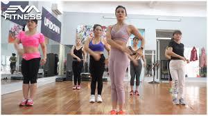 18 mins aerobic dance workout aerobic