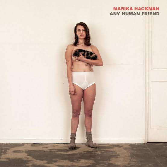 Image result for marika hackman any human friend""