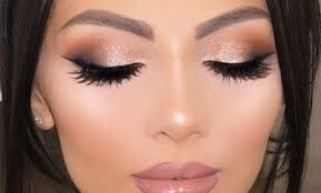 simple makeup for wedding guest ideas