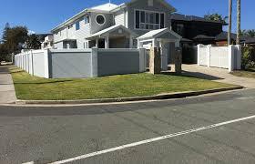 Fencing Builders Brisbane Precast Modular Concrete Fence Contractors Gold Coast