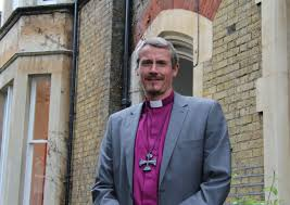 Social justice campaigning Bishop of Stepney Adrian Newman quits over ill  health | East London Advertiser