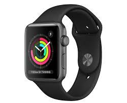 Apple Watch Series 3 GPS, 42mm Space ...