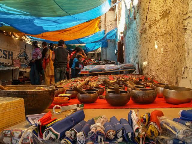 Image result for Tibetan Market  Ladakh