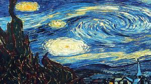 van gogh tardis wallpapers top free