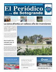 El Periodico De Sotogrande 355 By Hcp Group Sotogrande Issuu