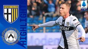 Parma 2-0 Udinese | Gagliolo's Volley & Kulusevski's Strike Lead ...