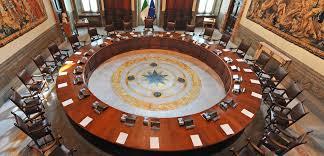 Consiglio dei ministri della Repubblica Italiana - Wikipedia