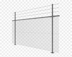 Chainlink Mesh Fence Clipart 347477 Pikpng