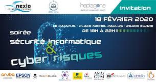Soirée Sécurité Informatique & cyber risques à Eurre - Vallée de ...