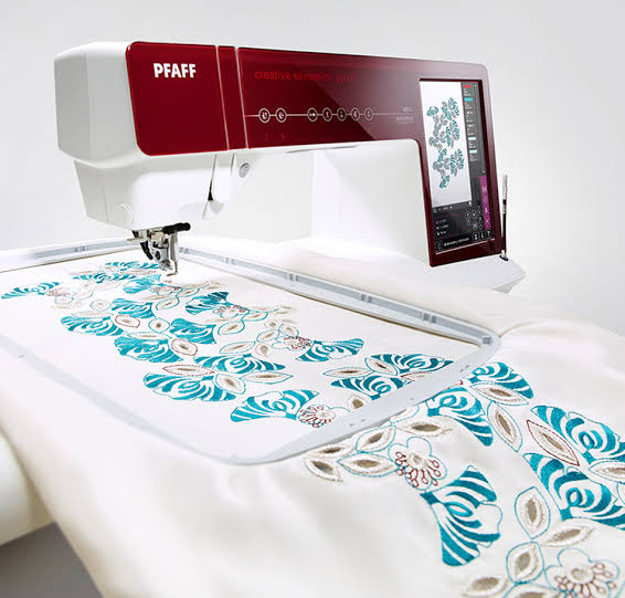 Image result for Embroidery Sewing Machines types""