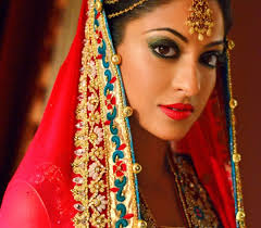 the glamorous bride by atin photography