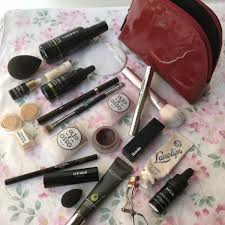 what s in my makeup bag celebrity