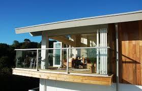 glass balconies glass barades