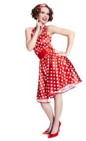 50s style hair and makeup 2020 ideas