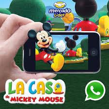 Invitacion Digital Cumpleanos De Mickey Mouse En Video 210 00