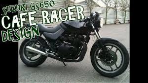 cafe racer build suzuki gs650
