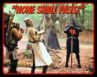 4 25 Monty Python Holy Grail Vinyl Sticker Funny Fren
