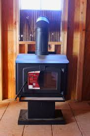 how to install a wood stove for