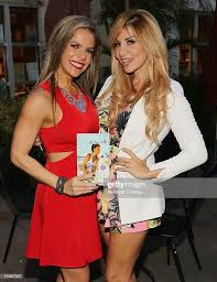 Adriana Martin and Roxanna Garcia are seen at Books and Books on ...