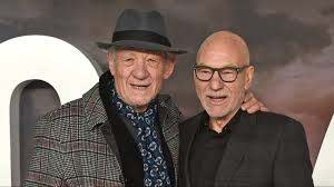 Sir Patrick Stewart Recalls How He and Sir Ian McKellen Bonded and ...