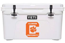 Clemson University Logo Sticker For Cars Trucks Yeti Cooler 6 99 Picclick