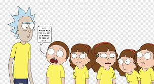 Morty Smith Pocket Mortys Rick Sanchez Summer Smith Morticia Addams,  others, miscellaneous, child, mammal png | PNGWing