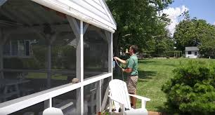 porch enclosure systems clear vinyl