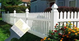 Choosing A White Fence Vinyl Picket Or Privacy