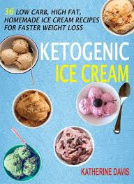 low carb high fat homemade ice cream