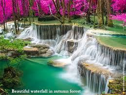 moving waterfall desktop wallpaper free