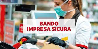 BANDO IMPRESA SICURA
