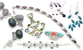 silver jewelry exporters india silver