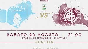 Entella - Livorno: le probabili formazioni - Dettaglio News ...