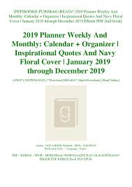 ^ planner weekly and monthly calendar organizer inspira
